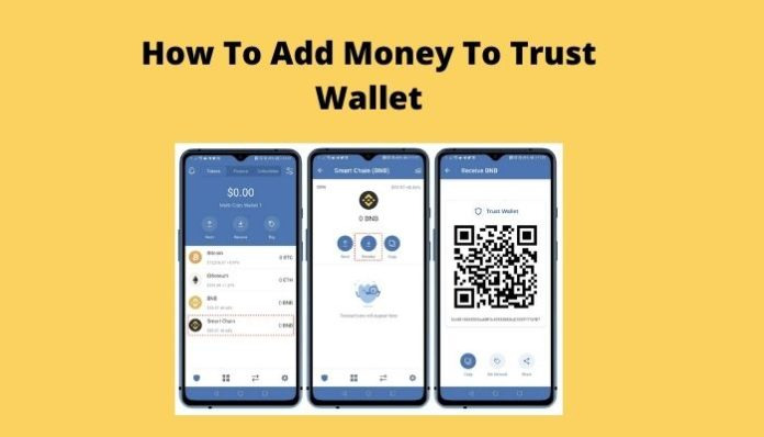 How To Add Money To Trust Wallet