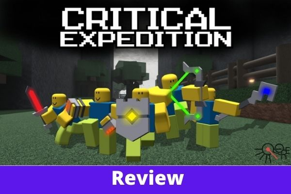 critical expedition Roblox